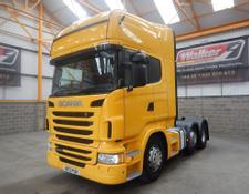 Scania R440 TOPLINE EURO 5 6 X 2 TRACTOR UNIT - 2013 - BV13 PUH
