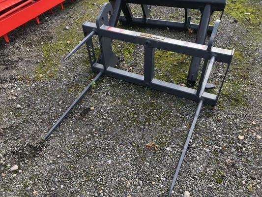 Other 2M036383 - Strimech Twin Bale Spike c/w JCB Q-Fit