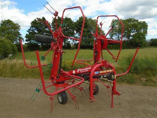 Kverneland  8055 Tedder For Sale