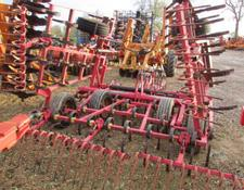 VADERSTAD NZF 5 metre Seedbed cultivator, hyd levelling boards