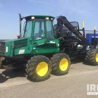 Used Timberjack Forestry machinery for sale - classified fwi