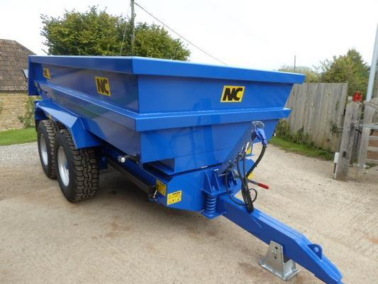 Other NEW NC 14 TON DUMP TRAILER