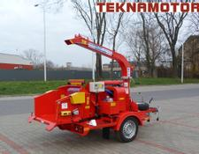 Teknamotor Mobile Holzhacker – Scheibenhacker - Skorpion 160 SD