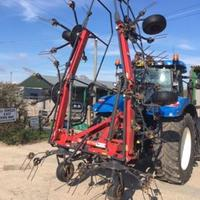 Used Vicon Rotary rakes/tedders for sale - classified fwi co uk