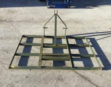 6FT 3 POINT LINKAGE GRADER