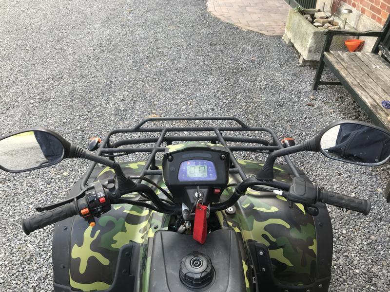 Loncin Desert Strom 250 ATV