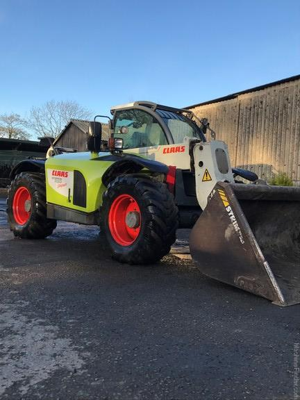 Claas Scorpion 6030 Varipower