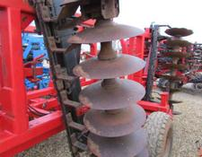 Quivogne APX-RS 3.6 metre Hyd folding disc harrows