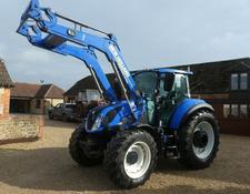 New Holland T5 120 LOADER TRACTOR