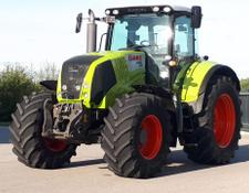 Claas Axion 820 CMatic, 4560h, FH, 4DW, TOP Zustand
