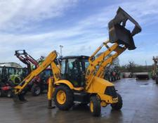 JCB 3CX Site Master Wheeled Digger (ST6279)