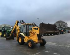 JCB 3CX Project 12 Site Master Plus Wheeled Digger (ST6227)