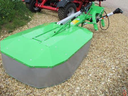 N/A NEW TALEX TWIN DRUM Mower, 1.65 metre, 5ft6, hyd.folding