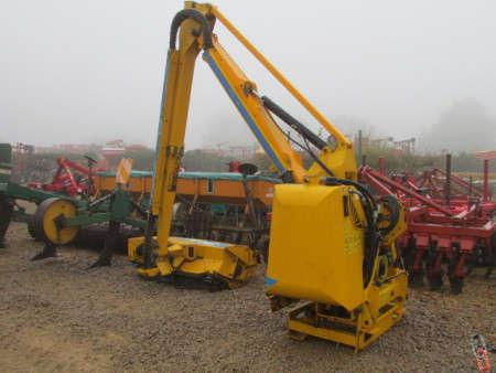 Shelbourne Reynolds POWERBLADE 6 metre Hedgecutter, telescopic