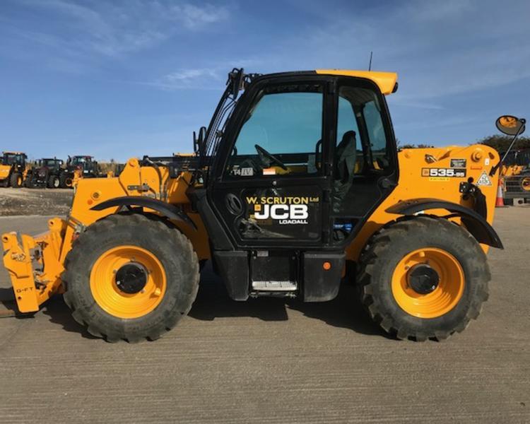 JCB 535-95 loadall 11022770 (IS)
