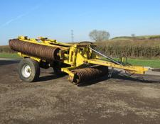 TWOSE 10.4m Hydraulic Folding Ring Rolls