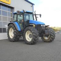 Used New Holland TS115 Tractors for sale - classified fwi co