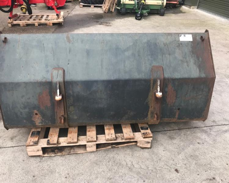 ALO Loader Bucket