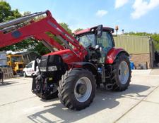 Case IH Puma 185 with Case LRZ160 Loader