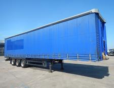 Schmitz Cargobull 45FT CURTAINSIDE TRAILER - 2008 - C248830