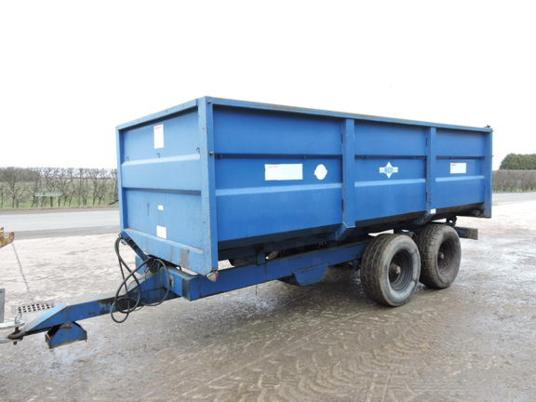 Marston Trailers Group FF10L