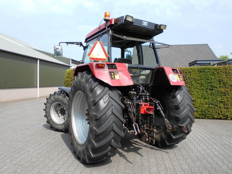 Case IH Maxxum 5120 PRO + fronthef/PTO Tractors Used in 5283 VK
