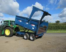 AS MARSTON FF8 8 Ton Grain Trailer