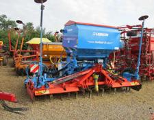 Lemken KUHN LEMKEN SOLITAIR 8 Combination Seed Drill, 4 metre, Disc Coulters