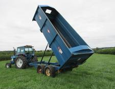 AS MARSTON FF10 10 Ton Grain Trailer