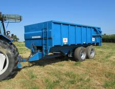 CHERRY 10 Ton Grain Trailer