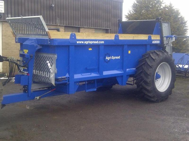 Other Agrispread rear discharge spreaders