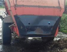 Kuhn  EURO MIX DIET FEEDER
