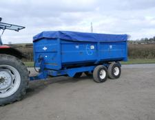 AS MARSTON 8 Ton Grain Trailer