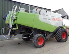 Claas Lexion 580 4WD Rotary Combine