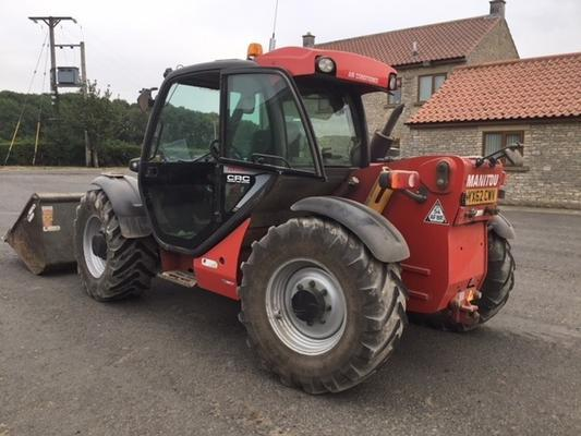 Manitou  MLT735T 120PS MATERIAL HANDLER