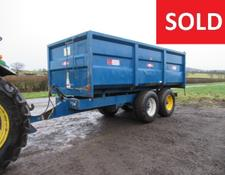 AS MARSTON FF11 11 Ton Grain Trailer