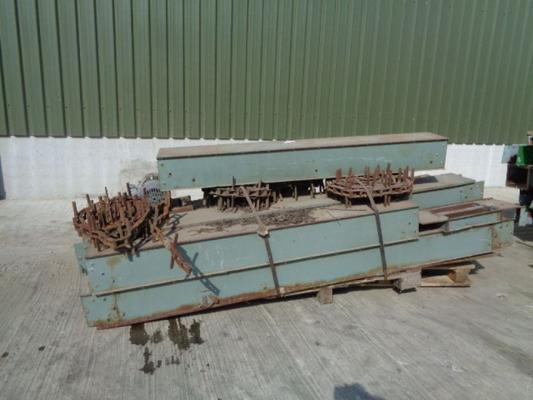 Carrier Used  conveyors