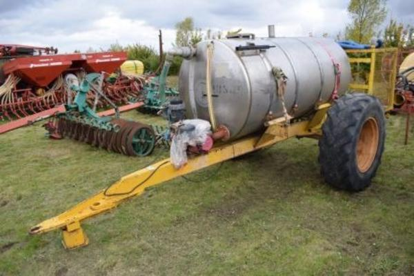Chafer  2000 Litre Spray Bowser