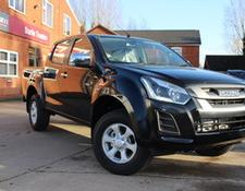 NEW ISUZU Eiger Black