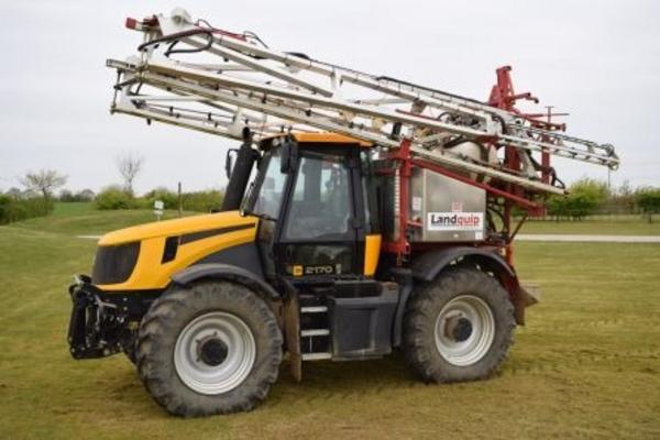 Other MISC-AG Landquip 24m Demount Sprayer