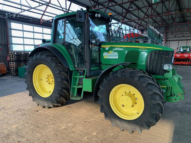Gemeinsame John Deere 6920 Tractors Used in 49770 Herzlake-Westrum, Germany &NI_23