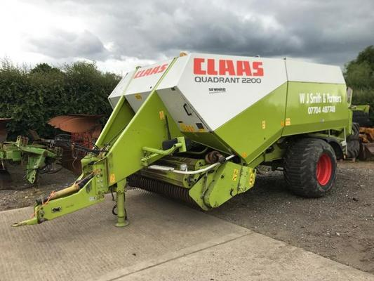 Claas T8005136 - 2006  Quadrant Big Square Baler