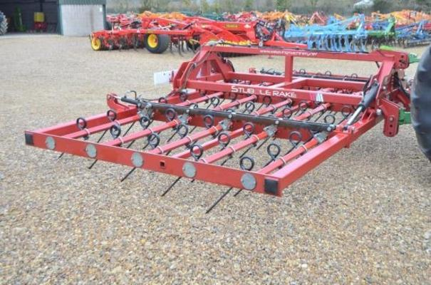 Other WEAVING STRAW RAKE 6M 10339 (FOR HIRE)