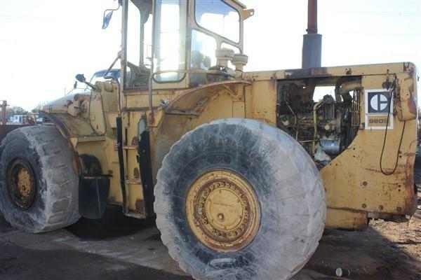 Caterpillar CAT 980B