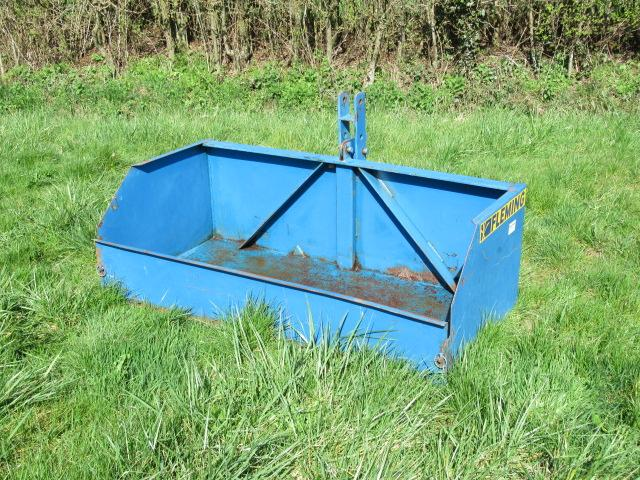 FLEMING TB5 5ft Tipping Transport Box