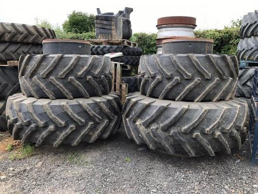 Other T217690B - Stocks Dual 710/75R42 & 710/60R34