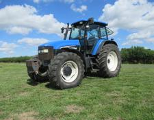 New Holland TM155 Range Command 4wd Tractor