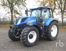 New Holland T7.210 Power Command MFWD Tractor