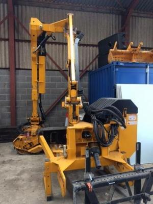Other T406251A - 2011 McConnel PA7700T Hedgecutter