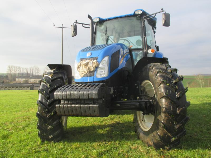 New Holland TD 5 115